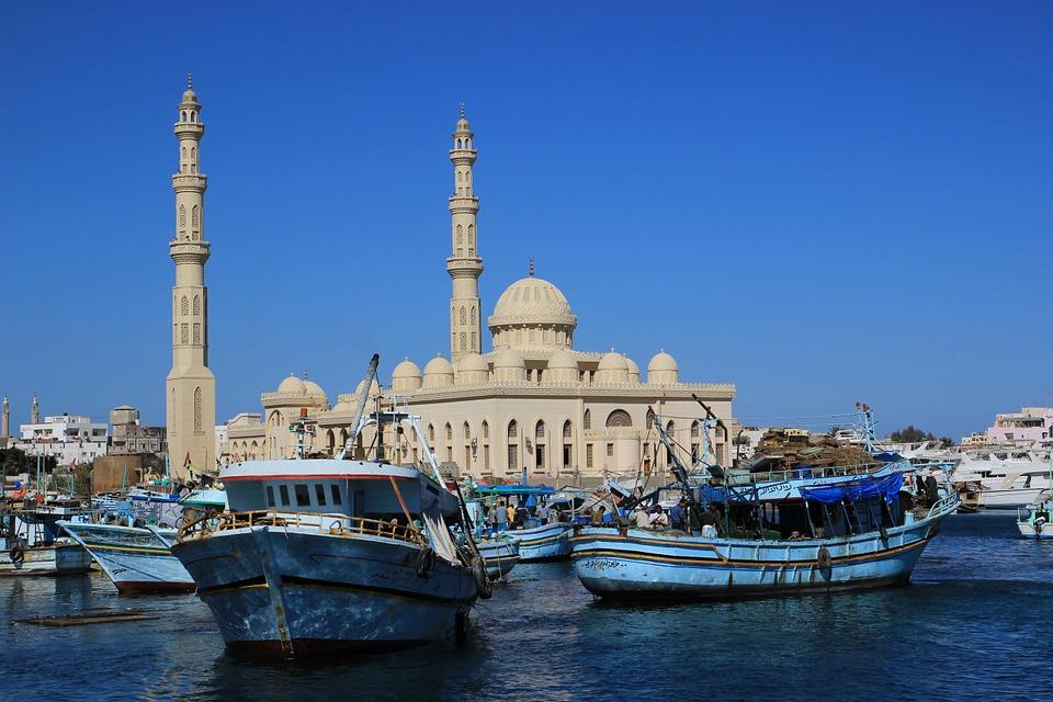 Zájezd od Egypta: 4* hotel s all in za 3 850 Kč