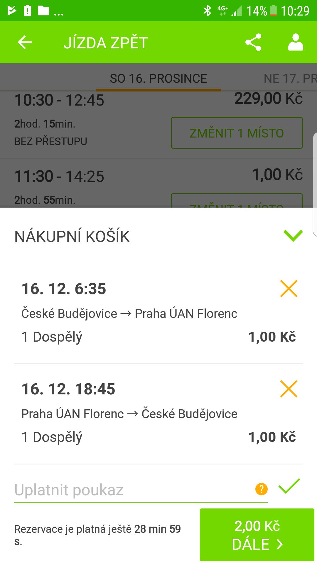 Flixbusem po ČR