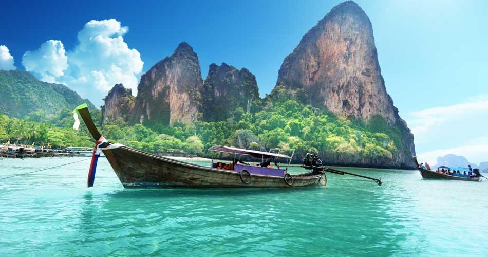 S Emirates do Thajska – 12 205 Kč
