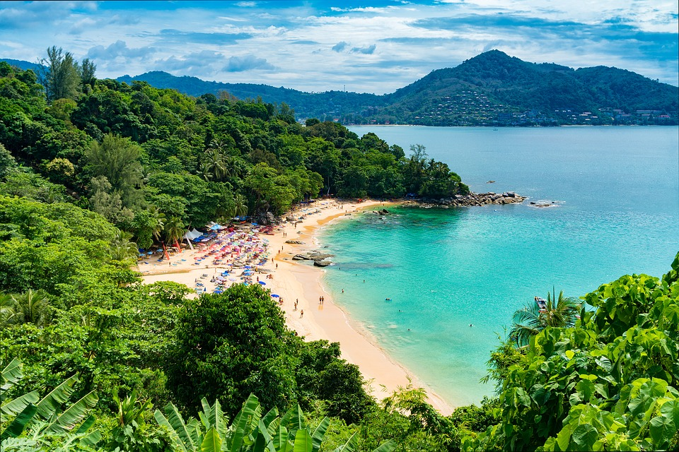 Thajsko – Phuket z Prahy za 11 709 Kč