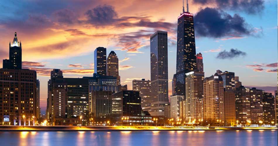 Chicago z Prahy a Vídně od 9 322 Kč