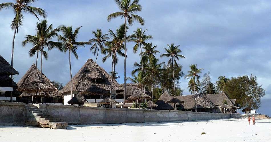 Zanzibar z Vídně za 10 642 Kč