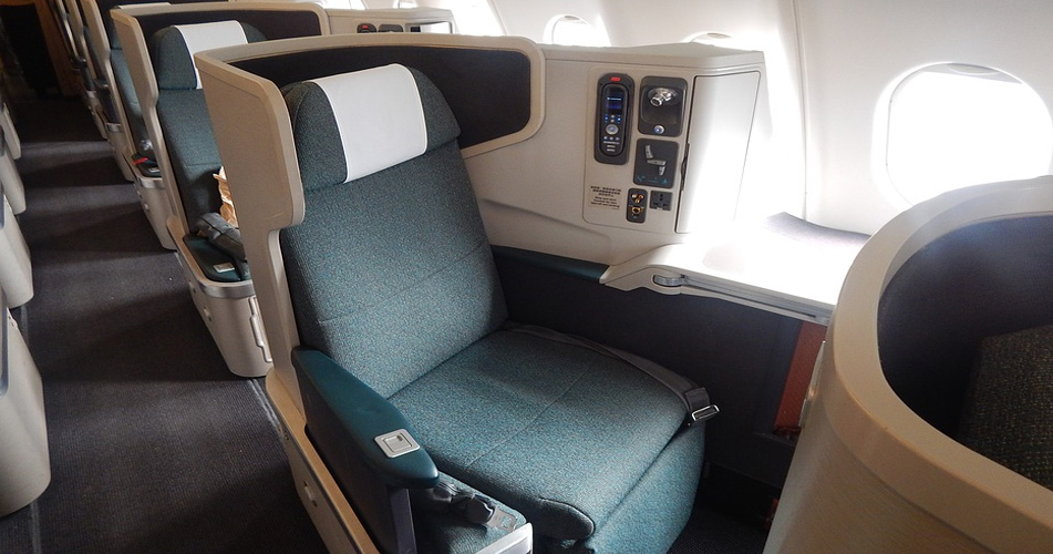 V Business class do JARu – 28 773 Kč
