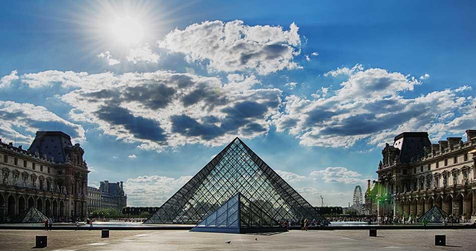 Paříž na prodloužený víkend – 1844 Kč