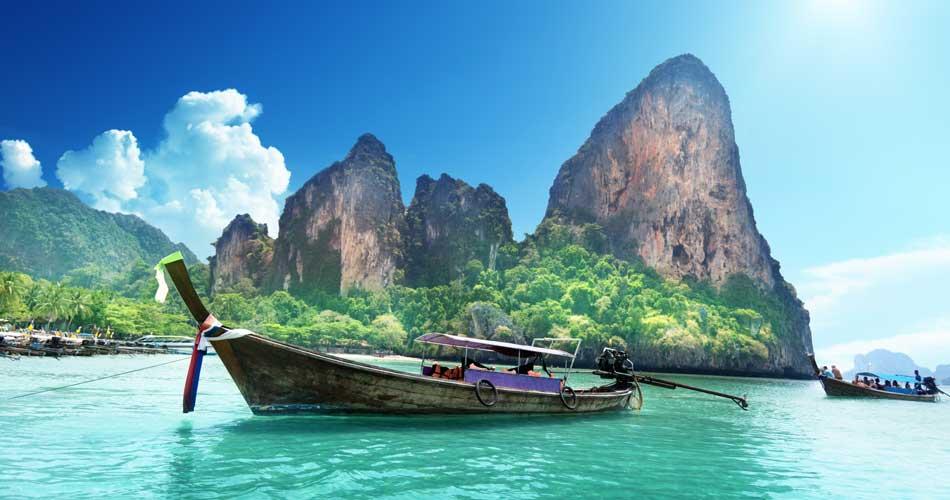 Thajsko, Vietnam, Zanzibar a Maledivy z Prahy od 11539 Kč