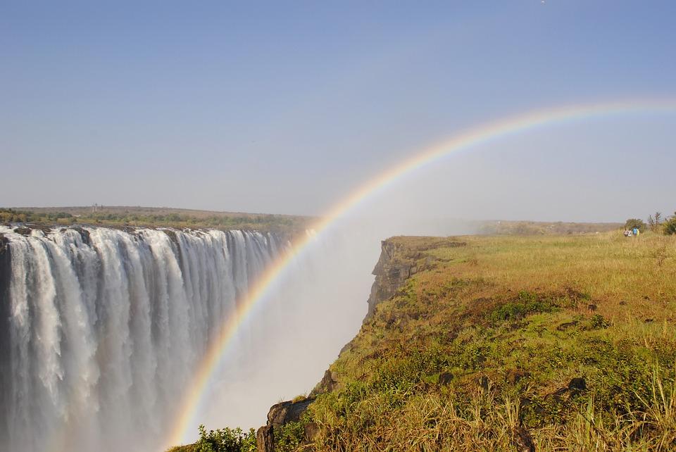 Zambie – Viktoriiny vodopády z Vídně za 10 975 Kč