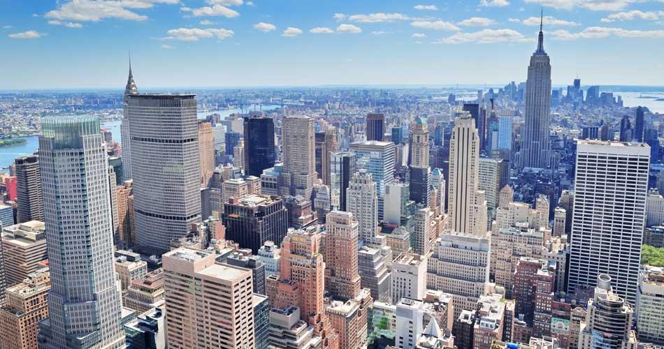 New York v létě – 10 629 Kč