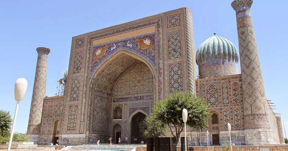 Uzbekistán – Samarkand z Prahy za 9 994 Kč