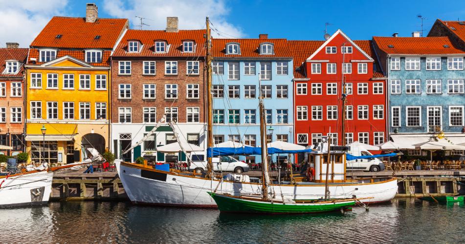 Kodaň na prodloužený víkend z Prahy za 1 614 Kč