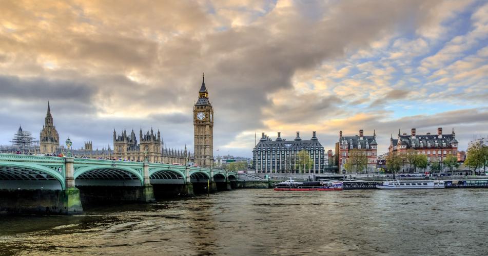 Londýn z celé ČR od 778 Kč