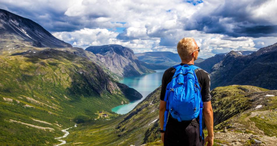 Norsko v létě z Polska za 459 Kč