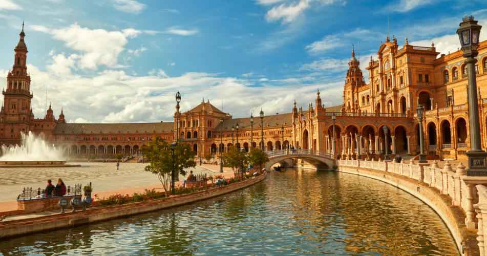 Sevilla z Berlína za 1 238 Kč