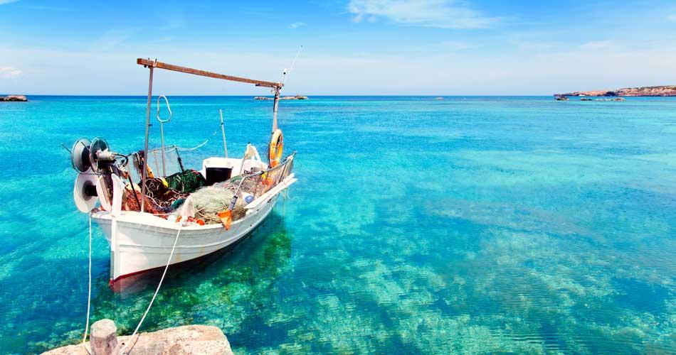 Ibiza v létě – 1115 Kč