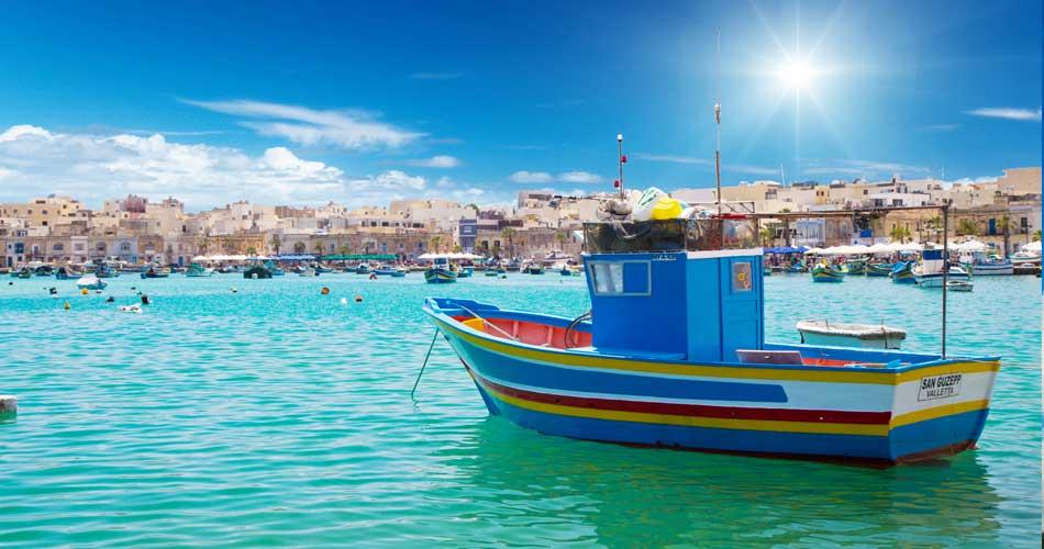 Malta v létě – 1462 Kč
