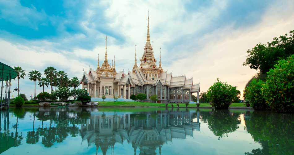 Thajsko přímým letem z Vídně – 11798 Kč