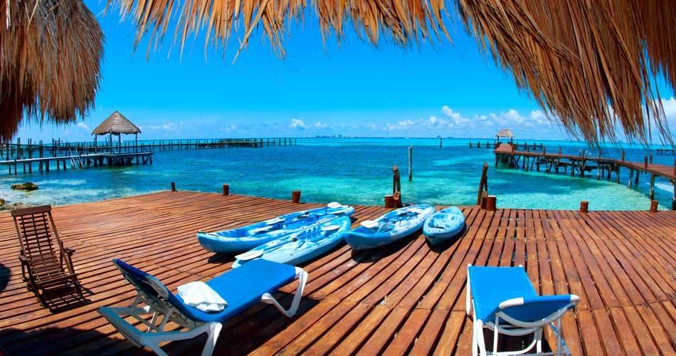 Mexiko – Cancún z Mnichova za 8 674 Kč