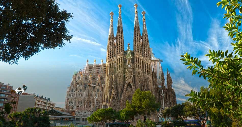 Prodloužený víkend v Barceloně za 1 992 Kč