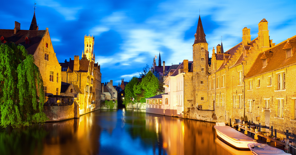 Bruggy – Benátky severu od 936 Kč