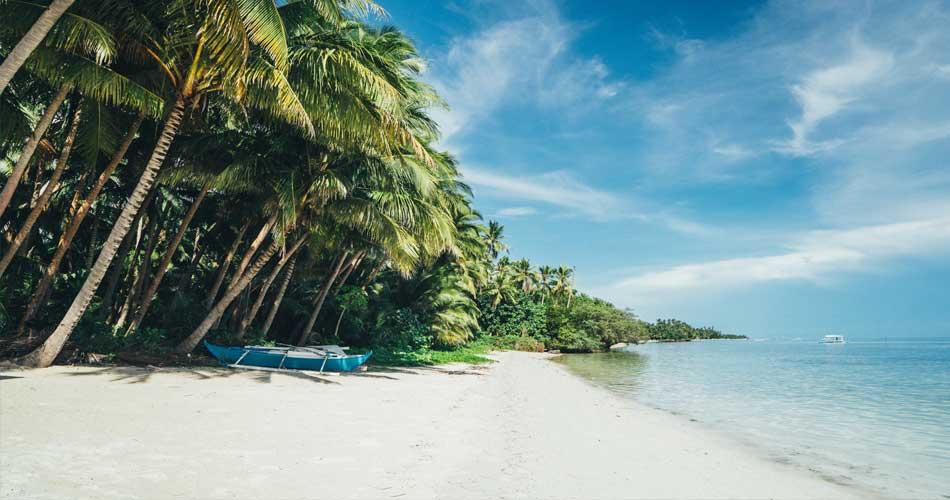 Filipíny na zimu
