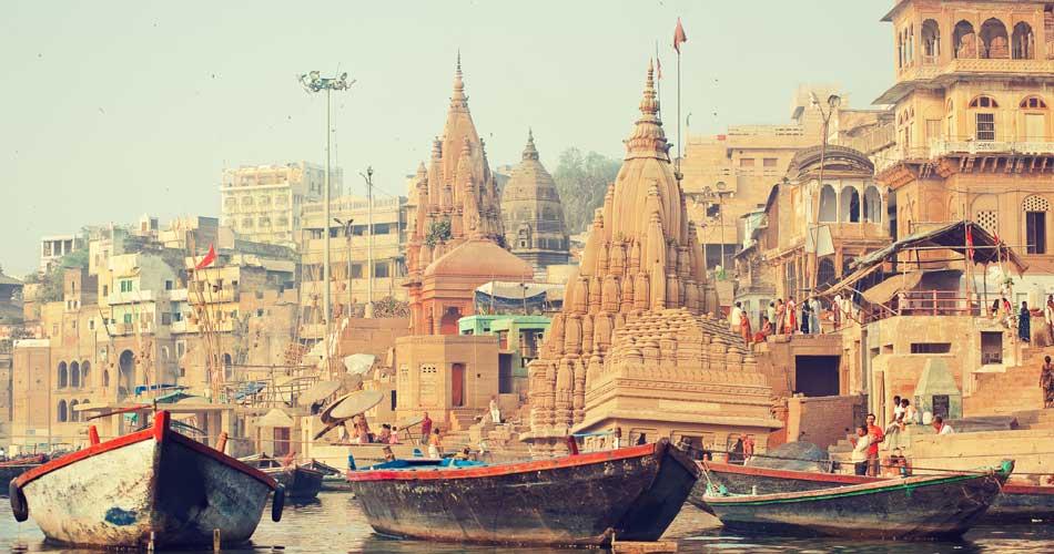 Indie z Vídně přímým letem za 9 981 Kč