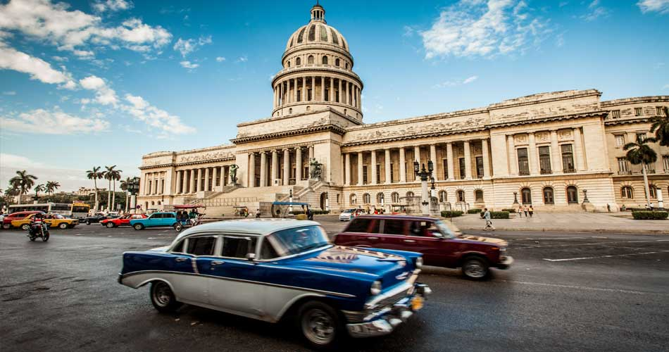 Kuba v prosinci za 12 371 Kč