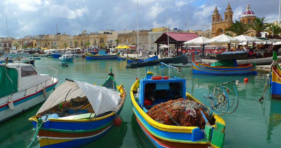 Prázdninová Malta z Norimberku za 1 134 Kč