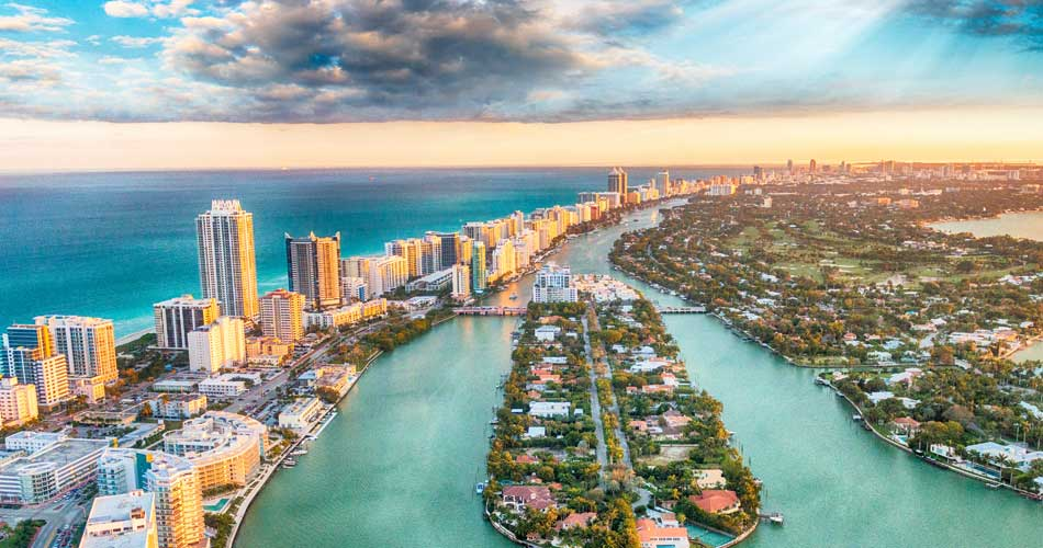 Florida – Miami – 9520 Kč