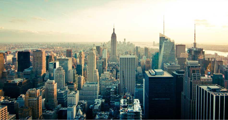 New York a další US destinace
