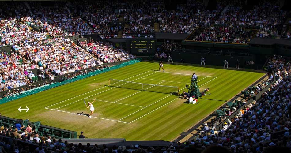 Na Wimbledon za 1 775 Kč