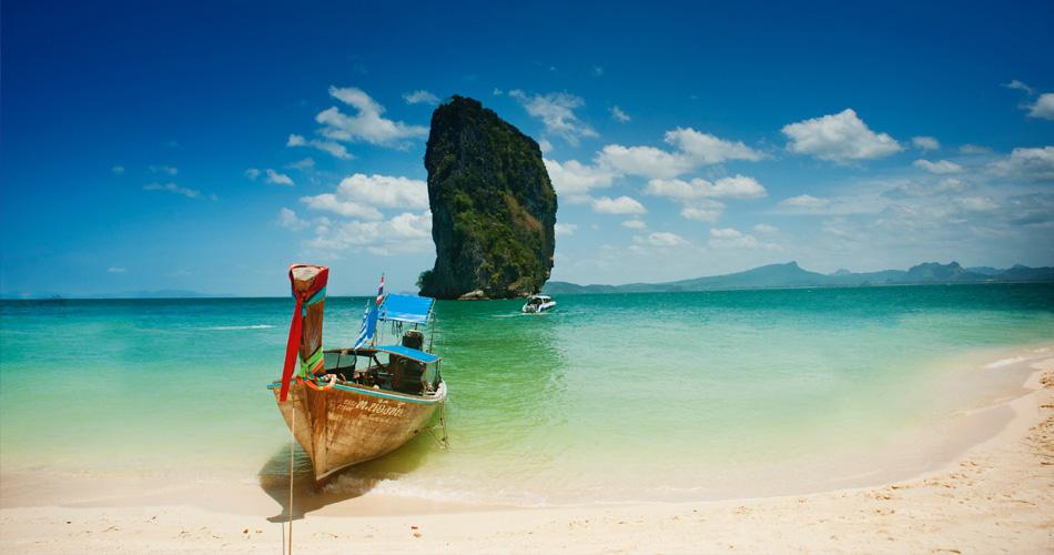 Přímé lety do Thajska z Vídně