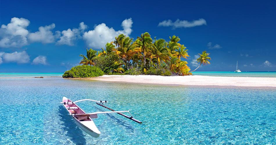 Francouzská Polynésie za 21 619 Kč
