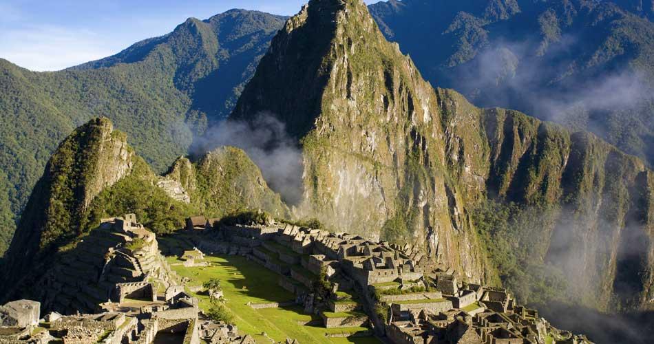 Peru - Lima z Vídně