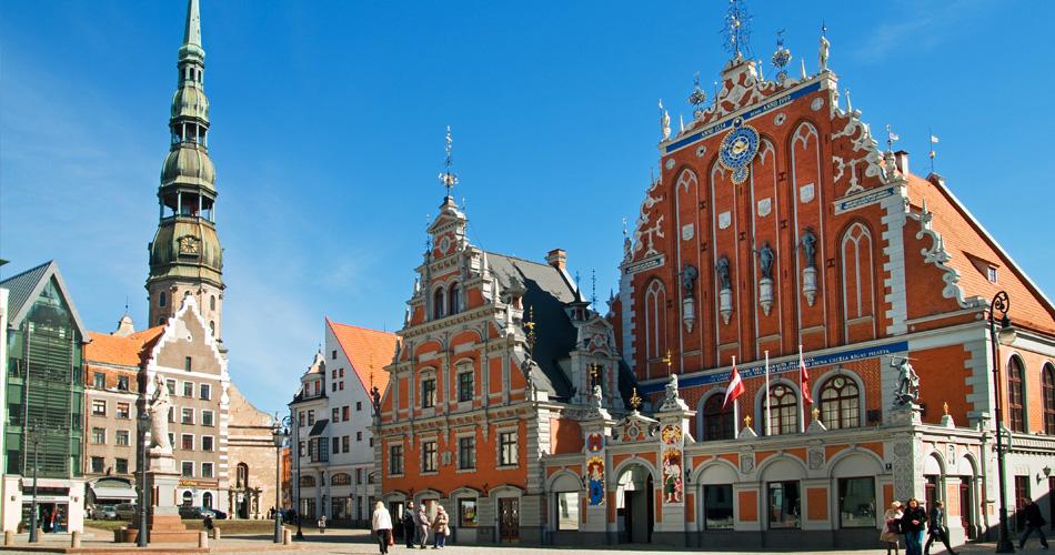 Riga z Berlína