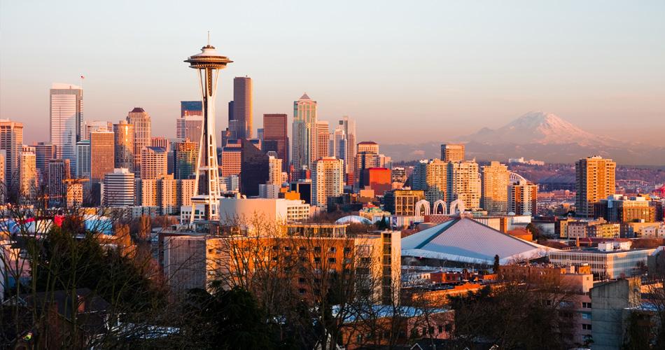 Seattle na podzim za 8 424 Kč