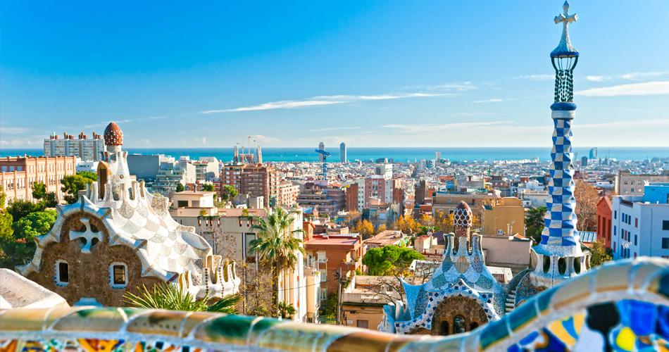 Podzimní Barcelona z Prahy od 1 523 Kč