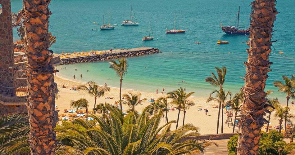 Gran Canaria z Prahy – 3991 Kč