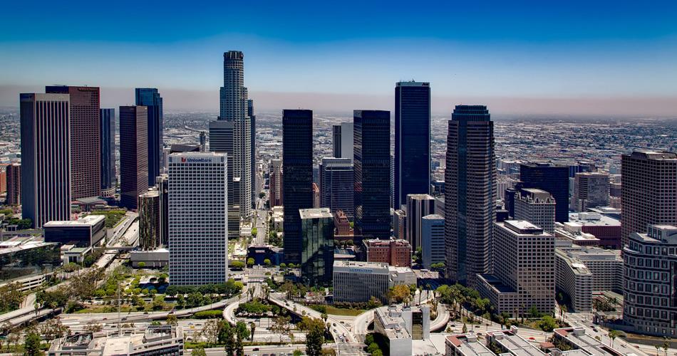 Los Angeles z Vídně za 8 544 Kč