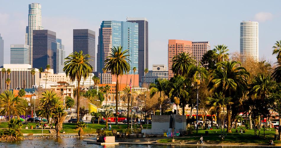 Los Angeles z Frankfurtu za 7 758 Kč