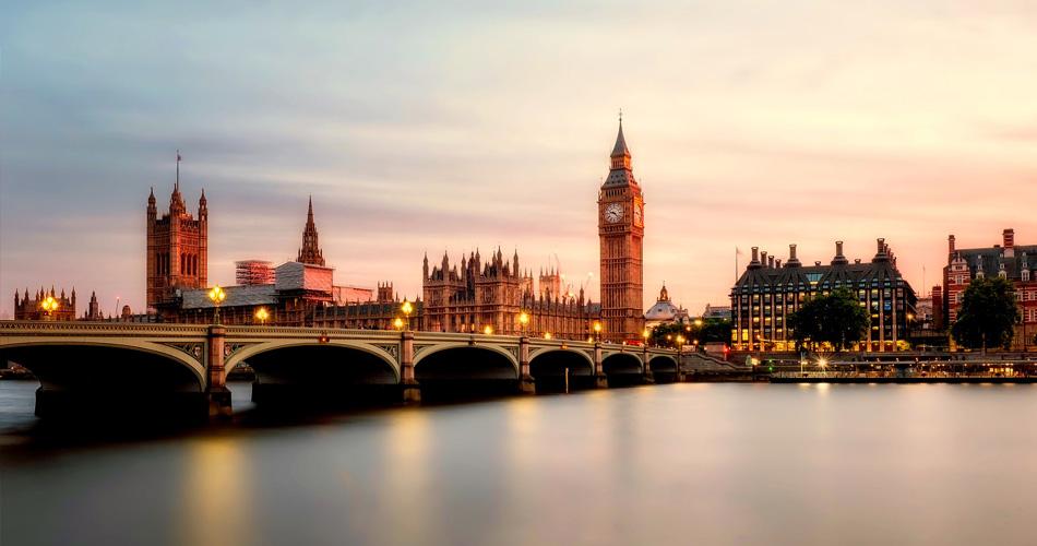 Londýn v září za 578 Kč
