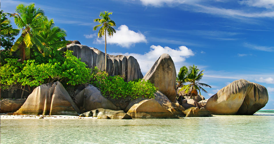 Madagaskar, Mauricius, Seychely