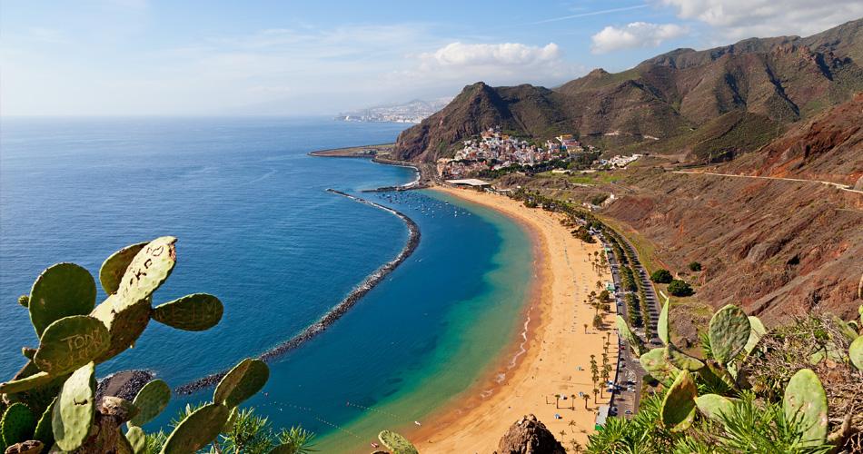 Tenerife z Prahy od 3 961 Kč
