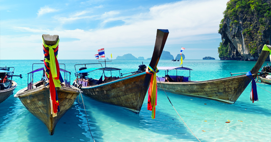 Malajsie a Thajsko v hlavní sezoně od 10 598 Kč