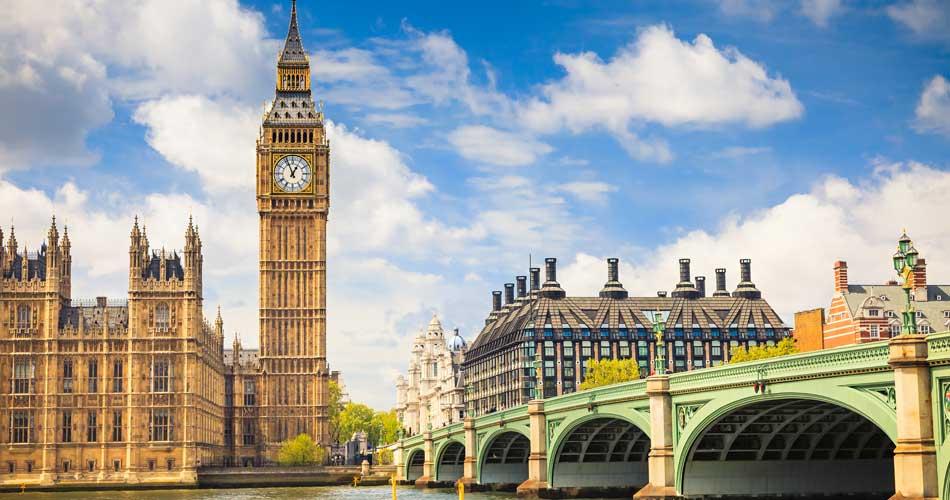 Londýn z Prahy na prodloužený víkend za 1 765 Kč