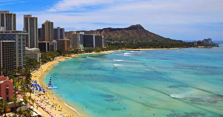 Megatrip: Los Angeles + Havaj za 14 346 Kč