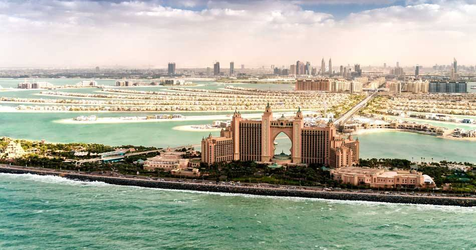 Prodloužený víkend v Dubaji za 4 399 Kč