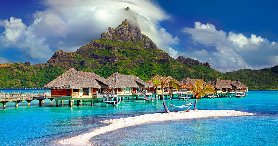 Francouzská Polynésie – 28 640 Kč