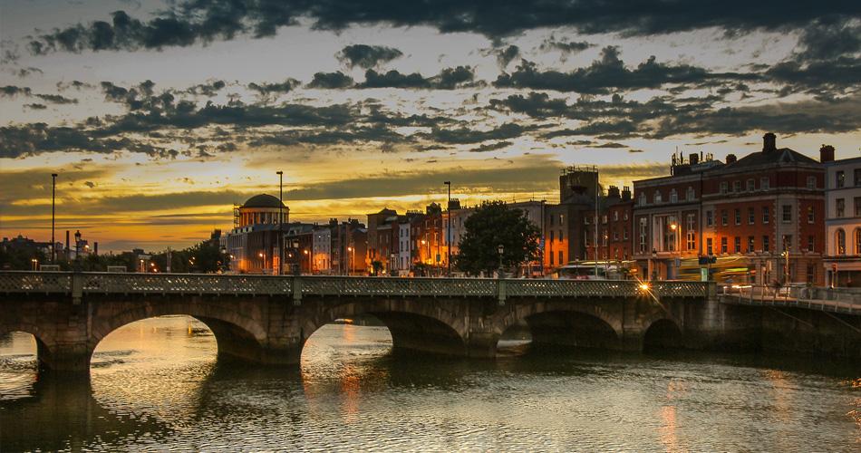 Prodloužený víkend v Dublinu z Prahy od 1 158 Kč