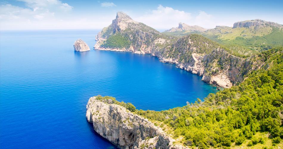 Letenky do Středomoří za 1 €