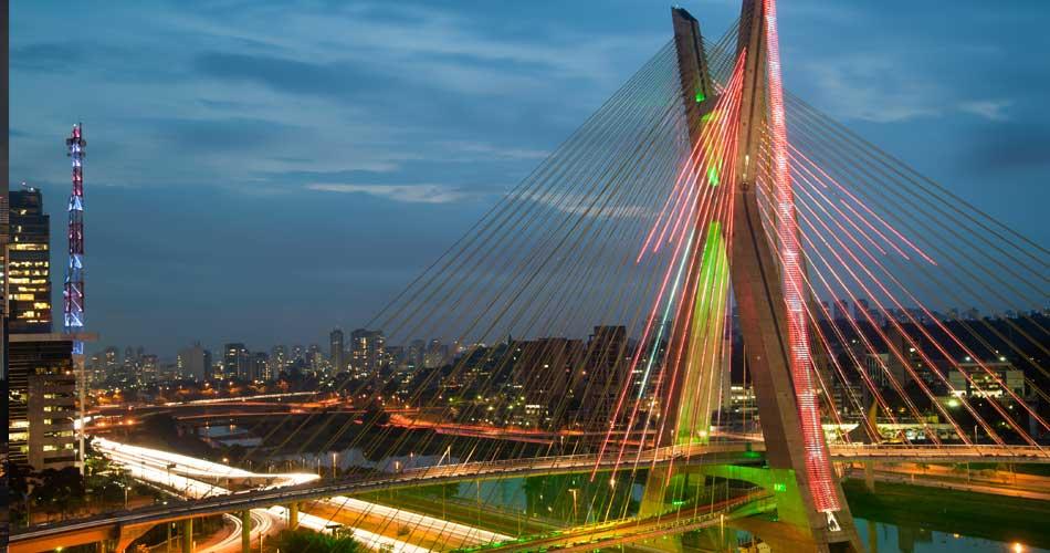 2v1 – Lisabon + Sao Paulo z Berlína za 9 166 Kč
