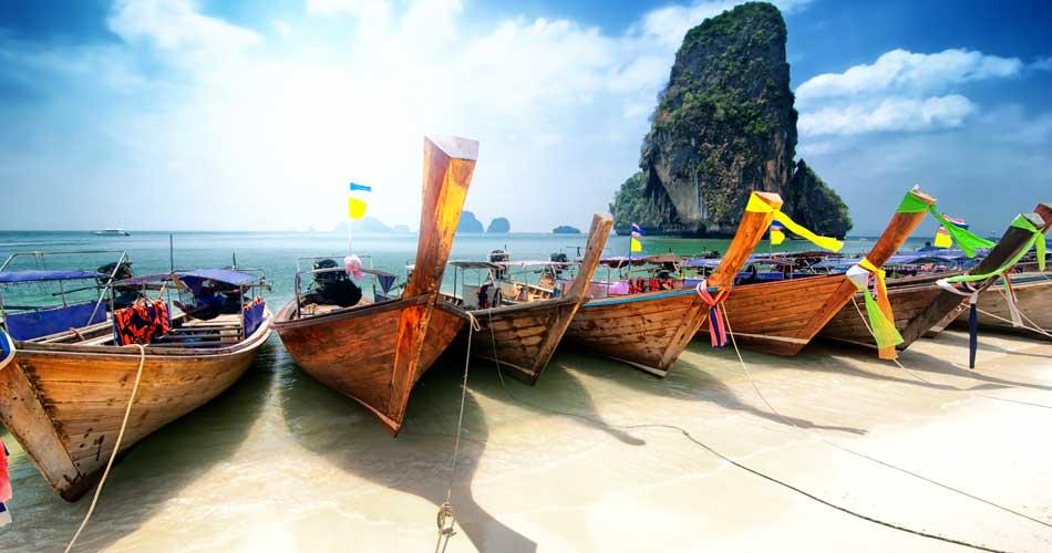 Thajsko a Hong Kong z Vídně za 10 536 Kč